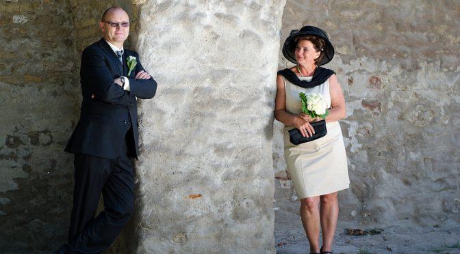 Hochzeit von Gabi und Werner