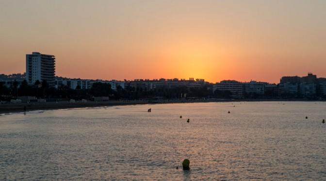 Der Alte und das Spanische Mittelmeer