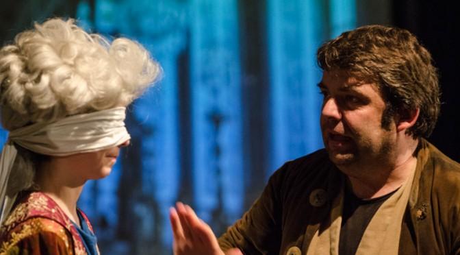Wunderkind Mozart im Kinder- und Jugendtheater Speyer