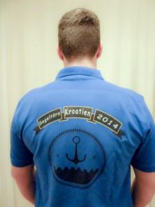 Segeltörn Crewshirt