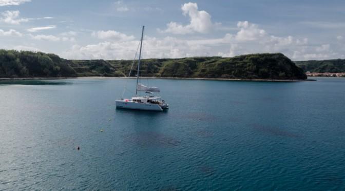 Ersterfahrung im Bootsmannstuhl bei Susak