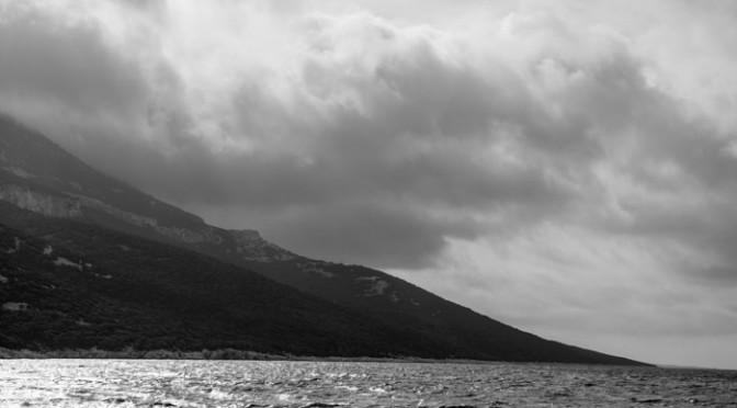 Höllennacht in der Bucht von Artatore und das schöne Cres
