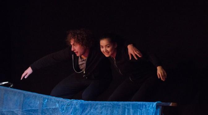 Der Wolf und der Mond, Premiere mit Mayila Ainiwaer und Dennis Fahri Dagli