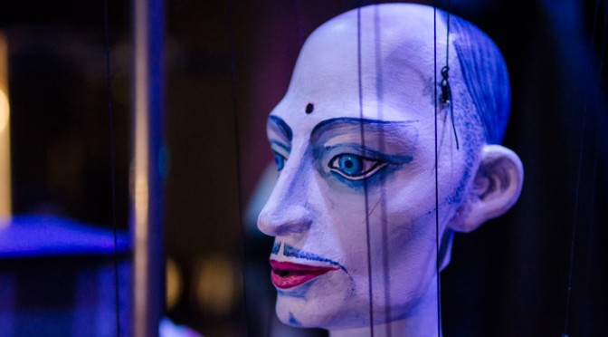 Figurentheater für Erwachsene, Kulturbeutel 2015