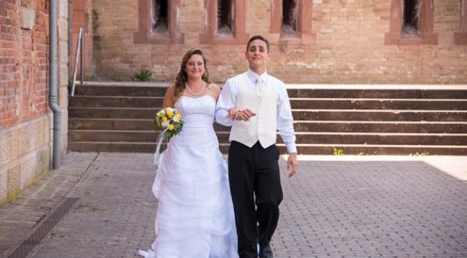 Hochzeit in Germersheim
