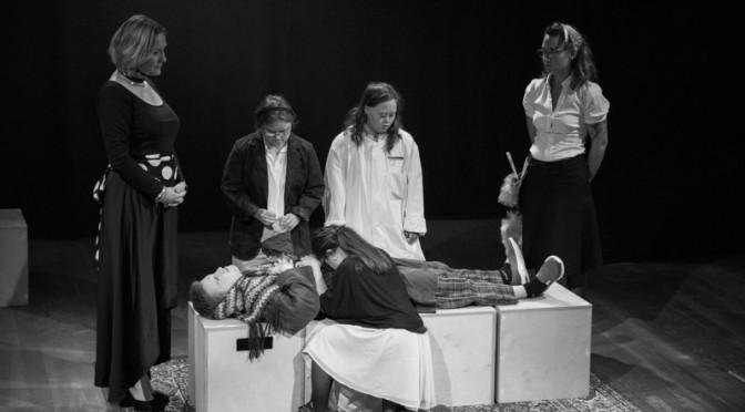 Die neue Theater-Spielzeit, mit der D750 beim eingebildeten Kranken