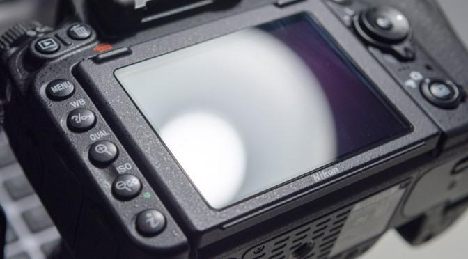 Nikon D750 Schutzglas