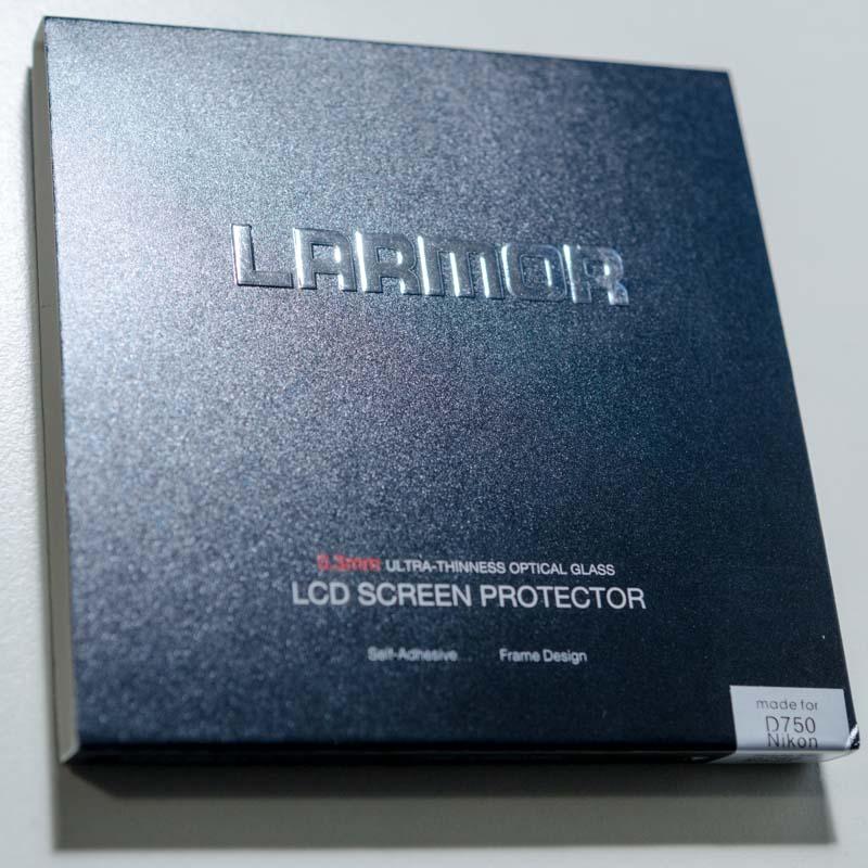 LAMOR Nikon D750 Schutzglas