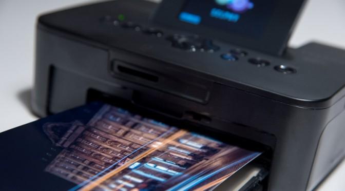 Welcher Fotodrucker soll es sein?