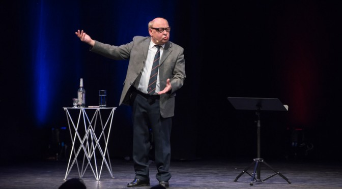 Auftakt mit Hans Joachim Heist beim Kulturbeutel Speyer