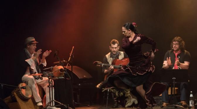 Spanische Nacht, mit u. a. Juan Granados und Leonor Moro