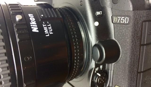 D750 Verschluss-Einheit defekt, ein Nikonrepair Erfahrungsbericht