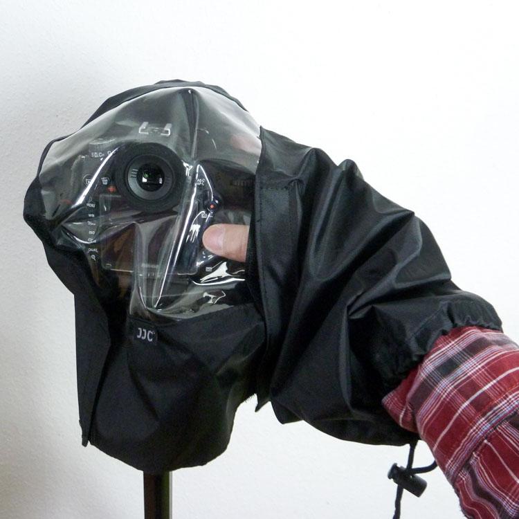 JJC Regenschutz für die Kamera
