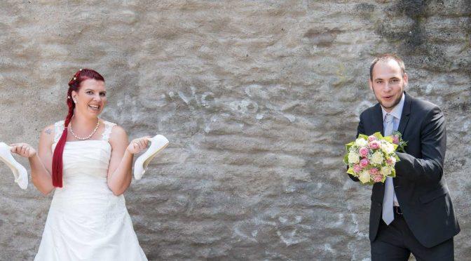 Hochzeit von Mareen und Philipp in Speyer im historischen Rathaus