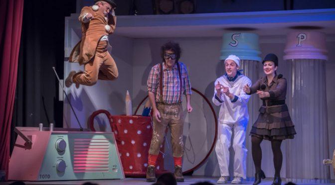 Der Lebkuchenmann im Jugendtheater Speyer
