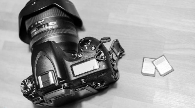 Wiederherstellen von gelöschten Fotos – Datenrettung