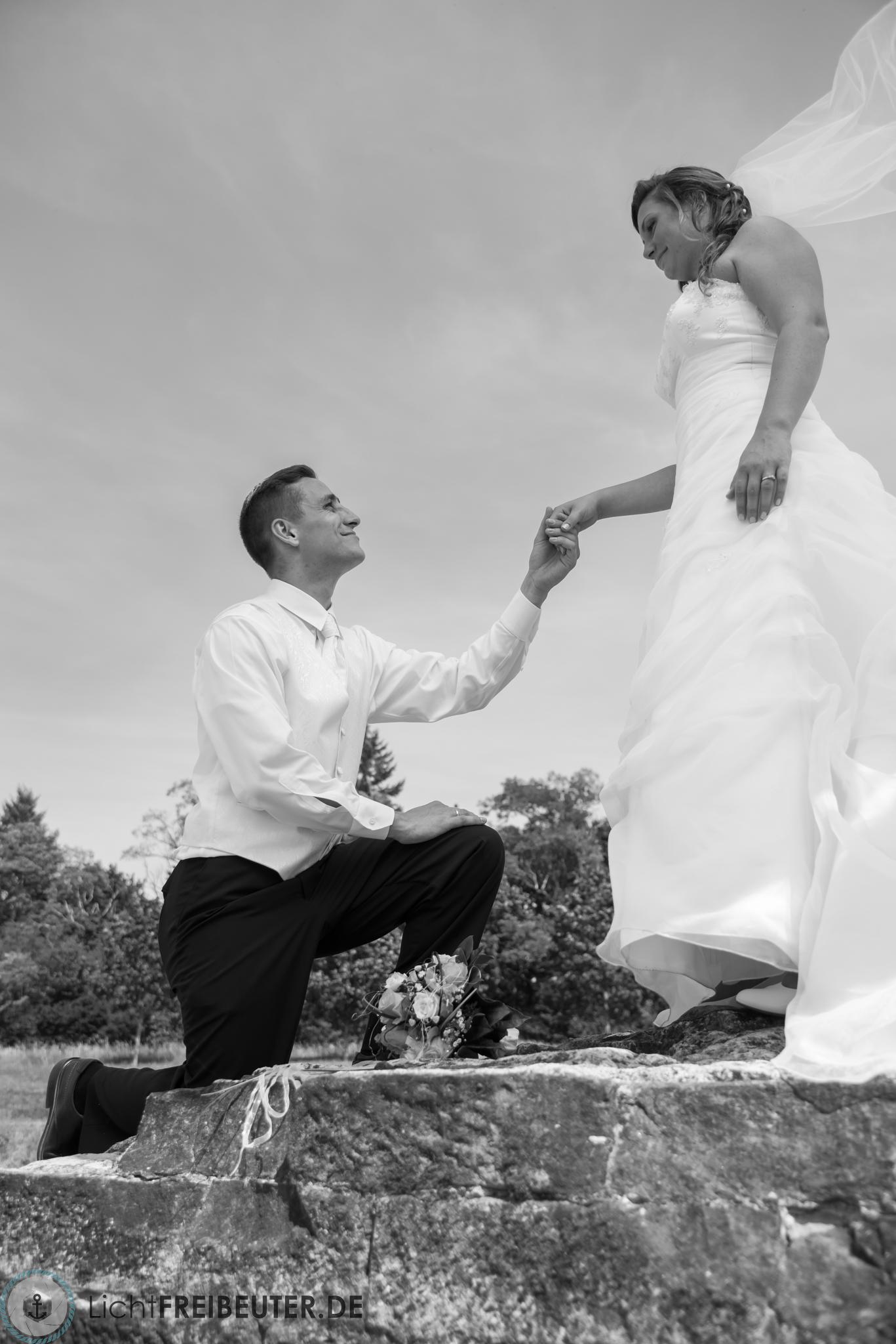 Hochzeit in der Festung Germersheim