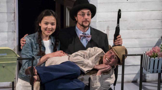 Geschichte vom kleinen Onkel mit Sara Mangano und Pierre-Yves Massip