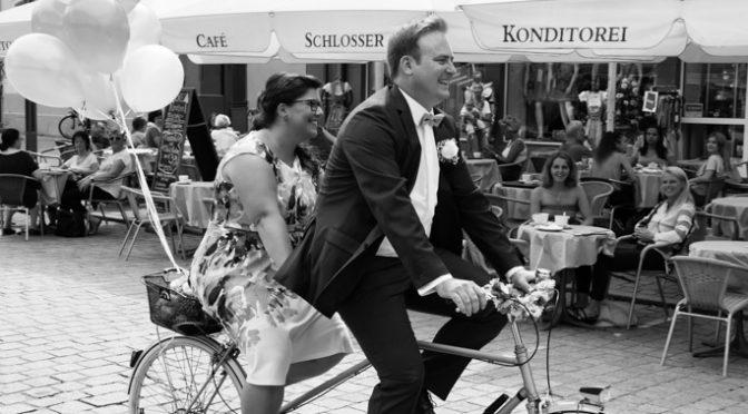 Standesamtliche Hochzeit im historischen Rathaus Speyer