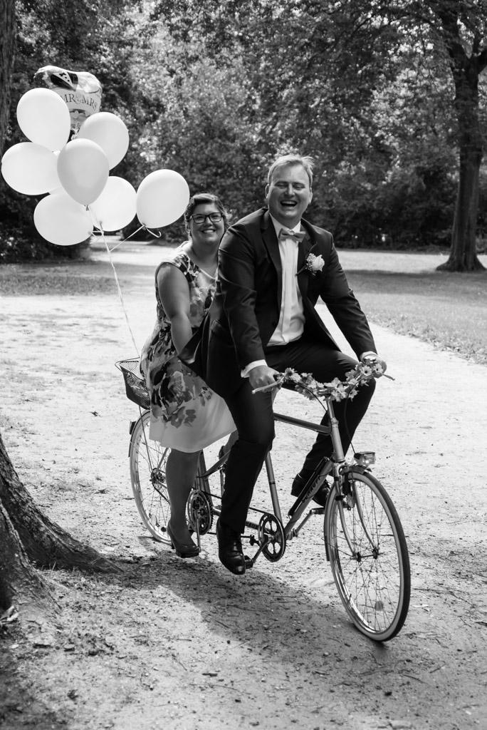 Hochzeit von Christine und Matthias