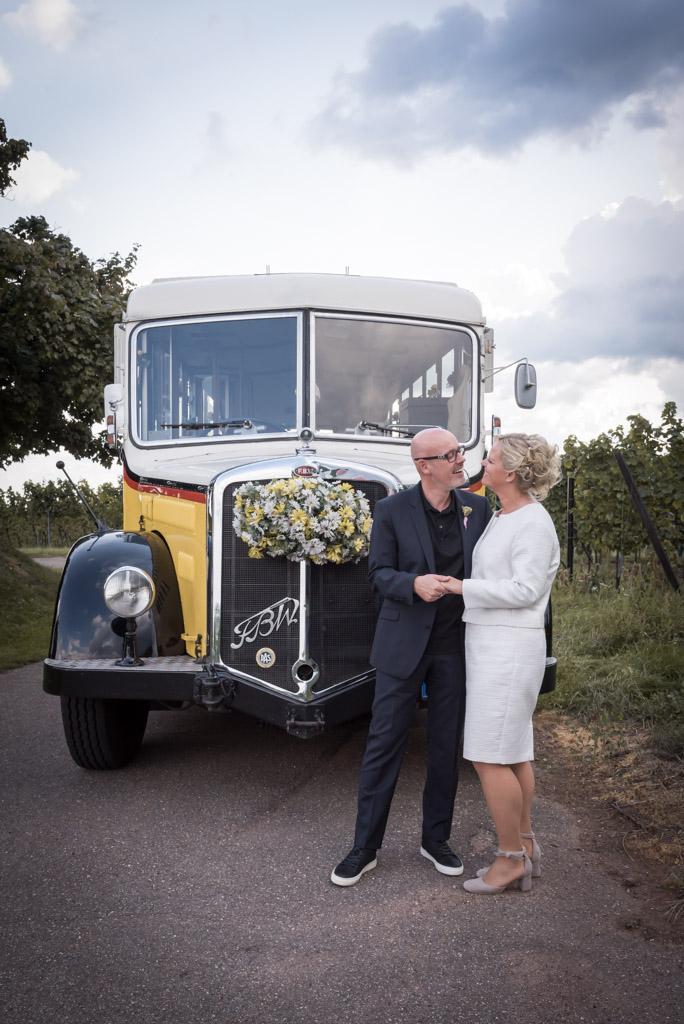 Hochzeit Nicole und Harry