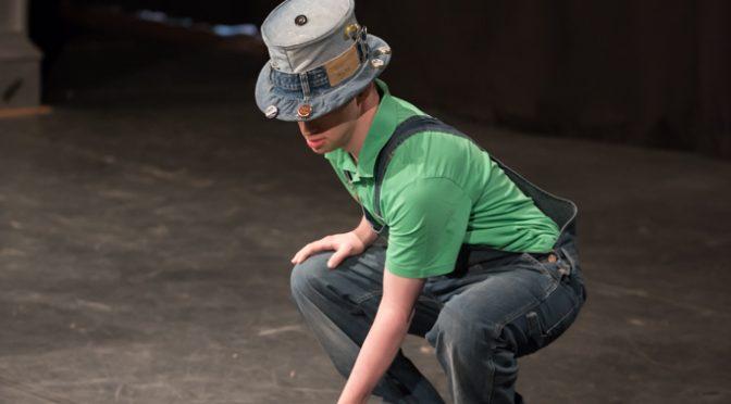 Der Riese und der Hut – Inklusionstheater, Theaterfotos