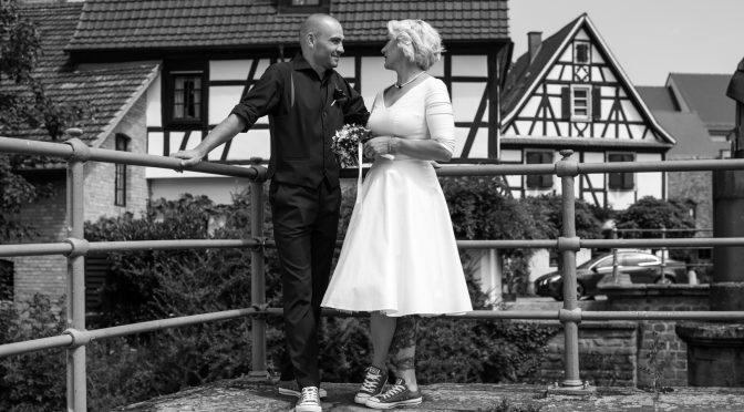 Rockabilly Hochzeit in Speyer